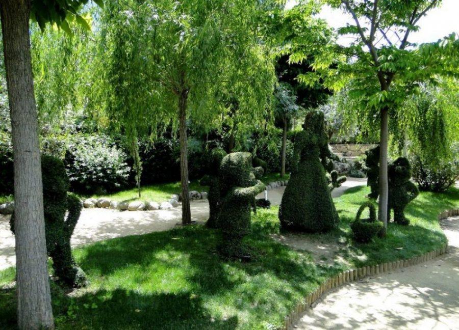 Un jard n bot nico nico en europa lugares con historia - Jardin encantado madrid ...