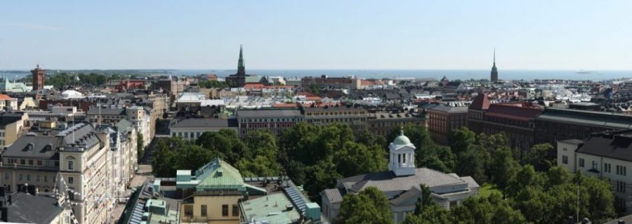 Un recorrido con historia por Helsinki (Finlandia)