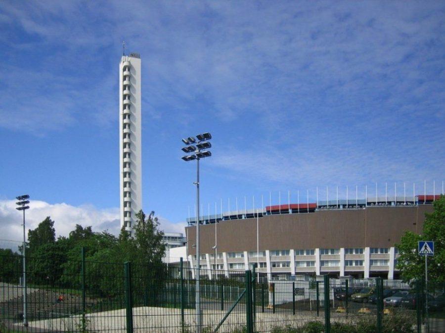 Estadio olimpico de Helsinki./Mysid