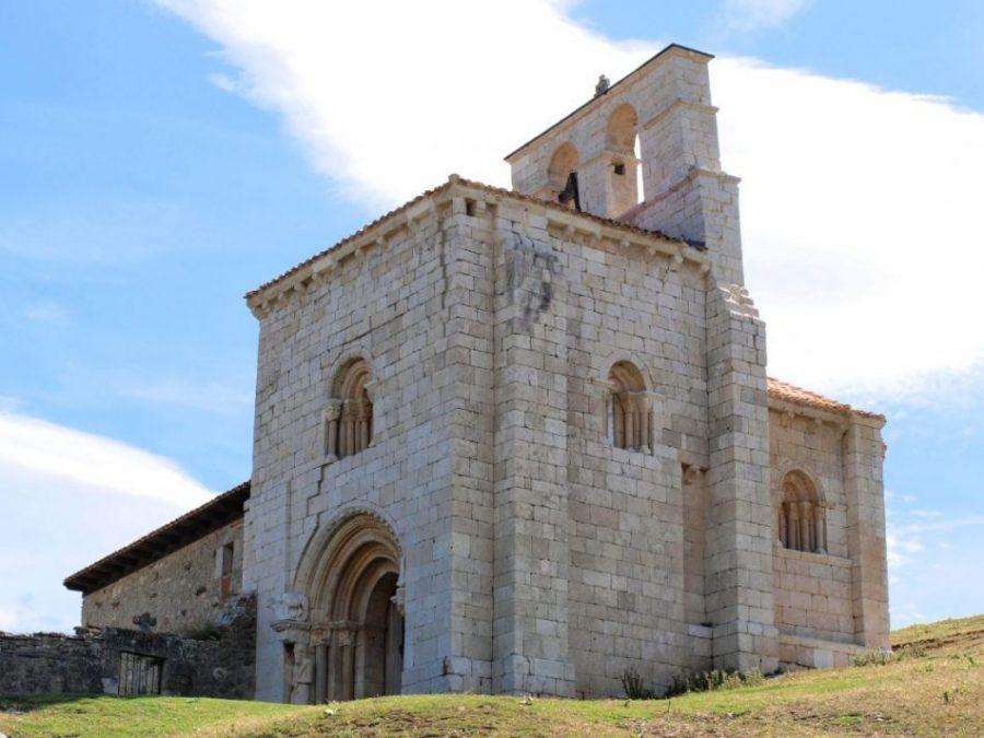 San Pantaleón de Losa, la sangre de Sansón
