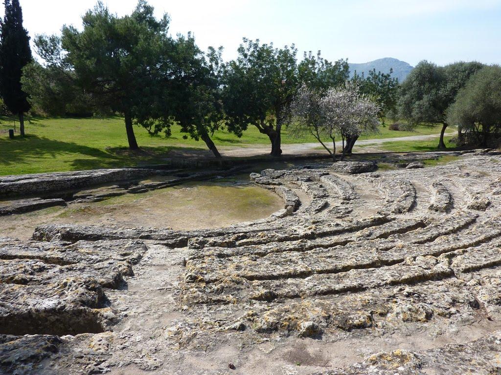 Ruta por la Palma de Mallorca romana