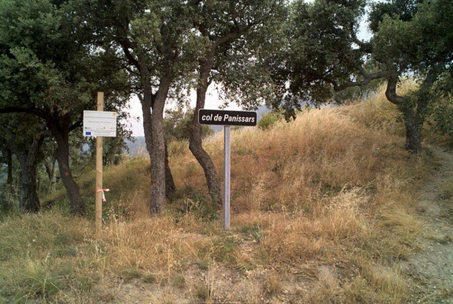 Panissars, la más antigua frontera del Pirineo (Gerona)