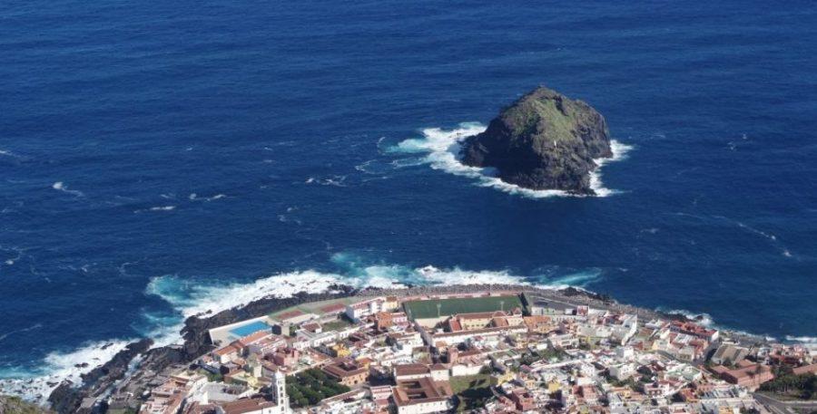 Garachico: calas de arenas volcánicas y pasado guanche (Tenerife)