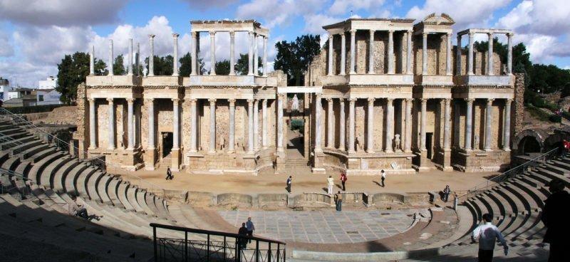 Los cinco lugares con más historia de Badajoz