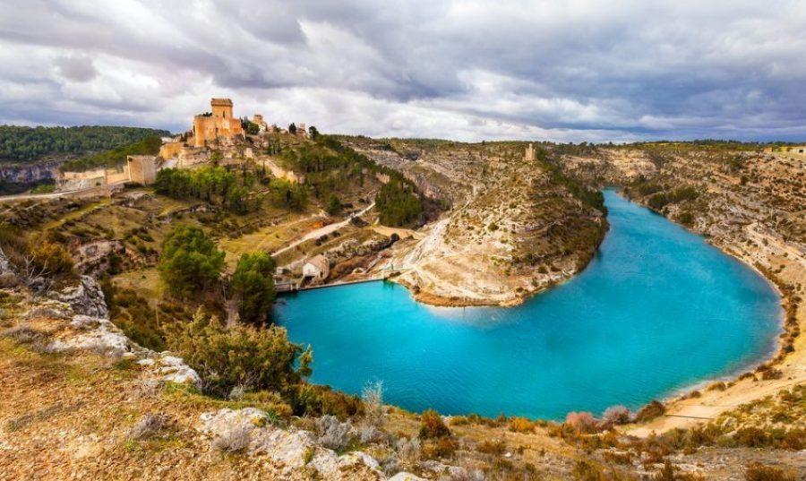 Alarcón y su castillo, protagonistas de la Reconquista (Cuenca)