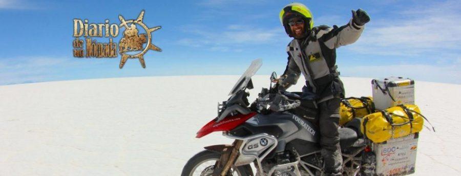 """Miquel Silvestre: """"Conocer el mundo en moto aporta emoción, cercanía y libertad"""""""