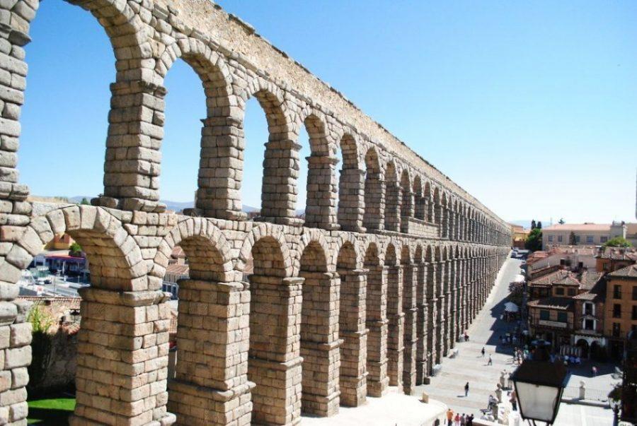 El acueducto de Segovia: una maravilla de la ingeniería romana