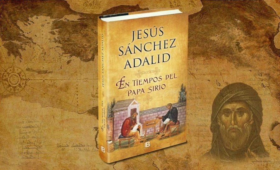 libro en tiempos del papa sirio