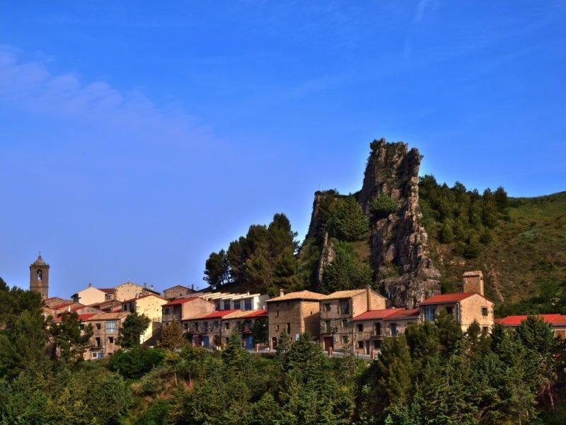Petilla: una isla navarra en territorio aragonés