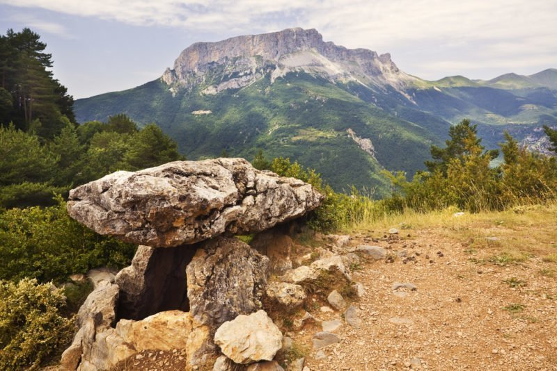 La Cueva del Oso de las cavernas en Huesca
