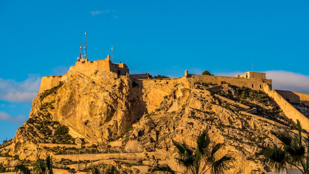 Castillos de Alicante: guardianes de piedra