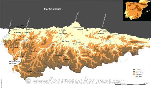La cultura de los castros de Asturias 1