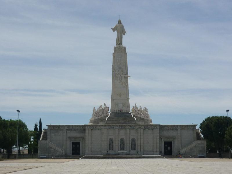 El Cerro de los Ángeles y el Sagrado Corazón (Madrid)