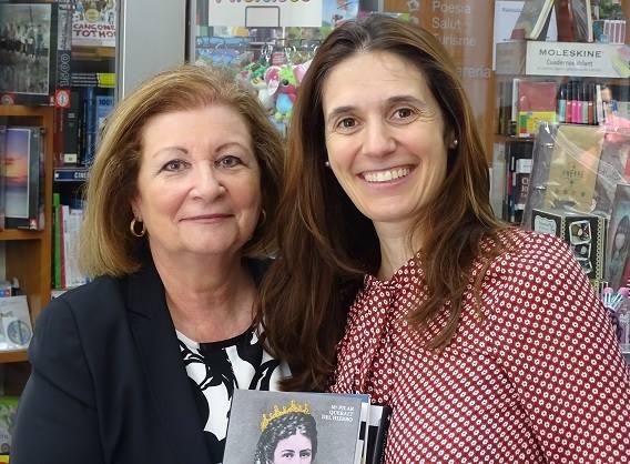 """Sandra Ferrer: """"Isabel la Católica se impuso en un mundo de hombres y se ganó su respeto"""""""