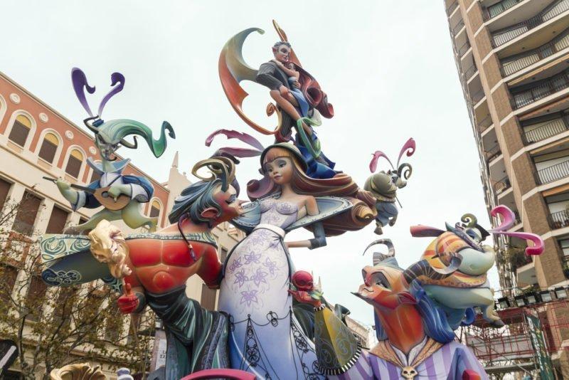 La historia de las Fallas de Valencia: Patrimonio de la Humanidad