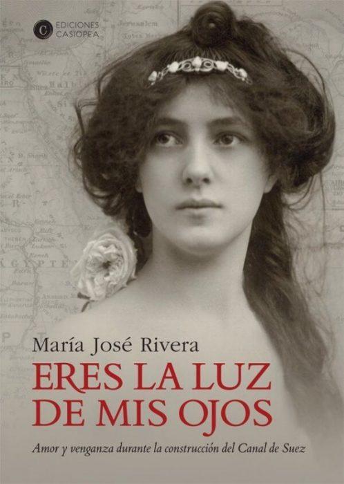 """Mª José Rivera: """"La verdad de la novela histórica no es la verdad de la Historia"""" 6"""