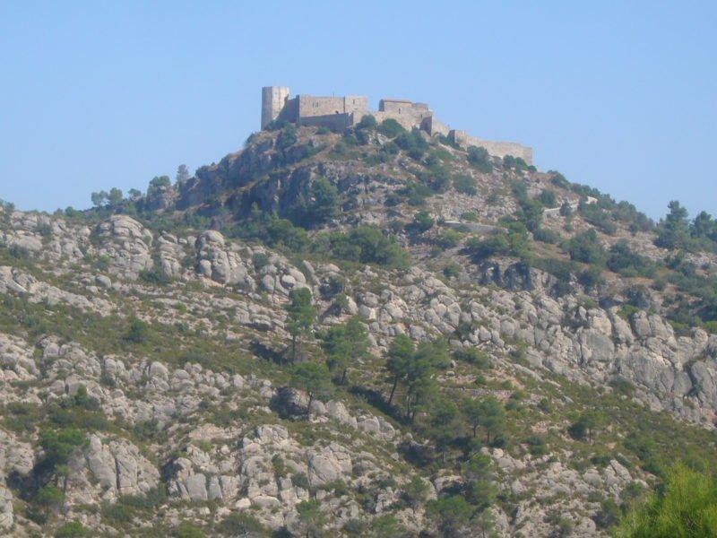 La ruta de los castillos de frontera de la Anoia