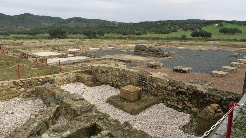 La Turobriga romana en la sierra de Huelva