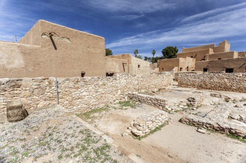 Ciudad ibérica de Calafell (Tarragona)