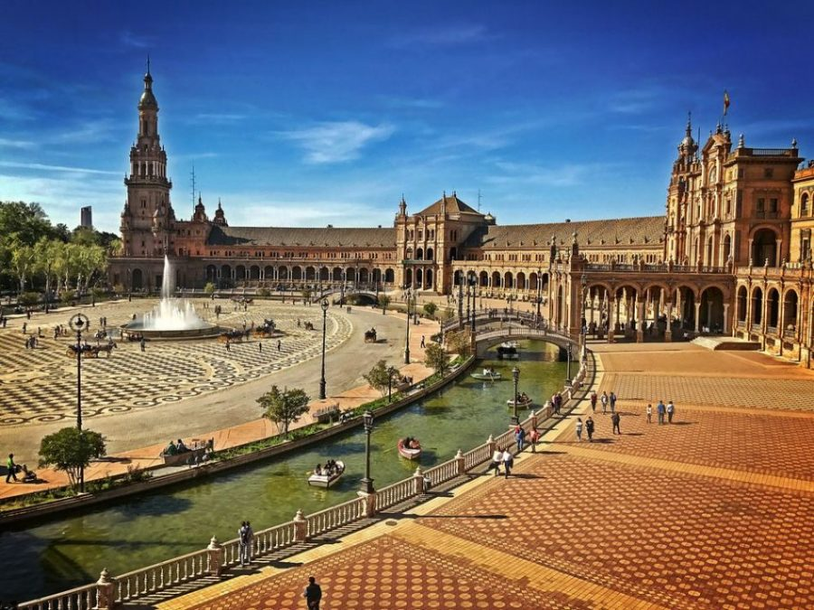 plaza_ españa_andalucia