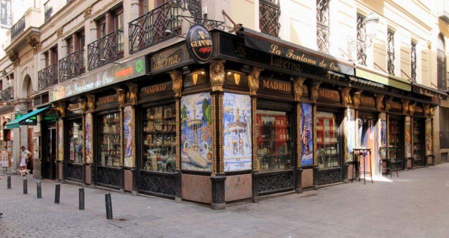 Galdós y La Fontana de Oro (Madrid)