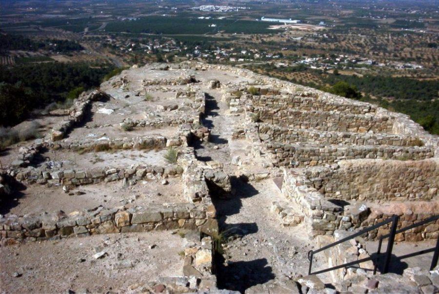 Puntal dels Llops: el fortín de Edeta