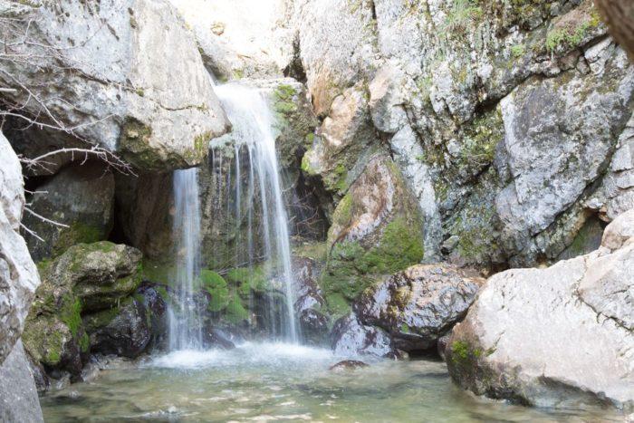 Un paraíso natural con historia: Cazorla