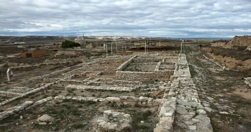 Celsa: Roma en torno al Ebro