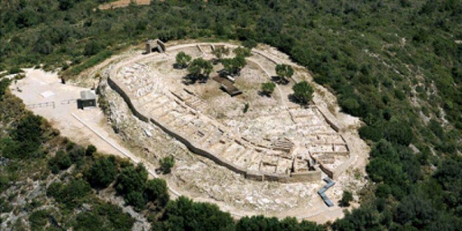moleta remei - La ruta de los iberos en Cataluña