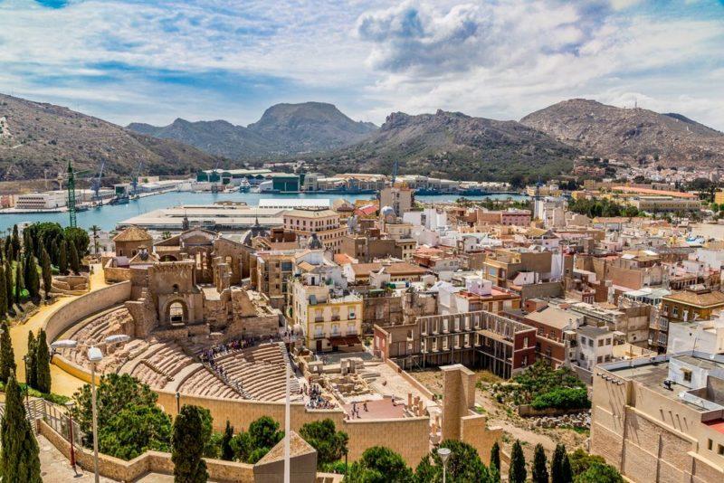 Cartagena: la capital de Cartago en la Península