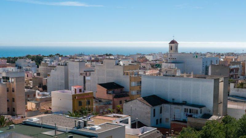 Dunas y fenicios en la costa de Alicante: Guardamar del Segura