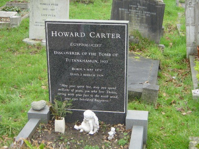 Howard Carter   geograph.org .uk   23136 e1502434451822 - La ruta de Howard Carter por España
