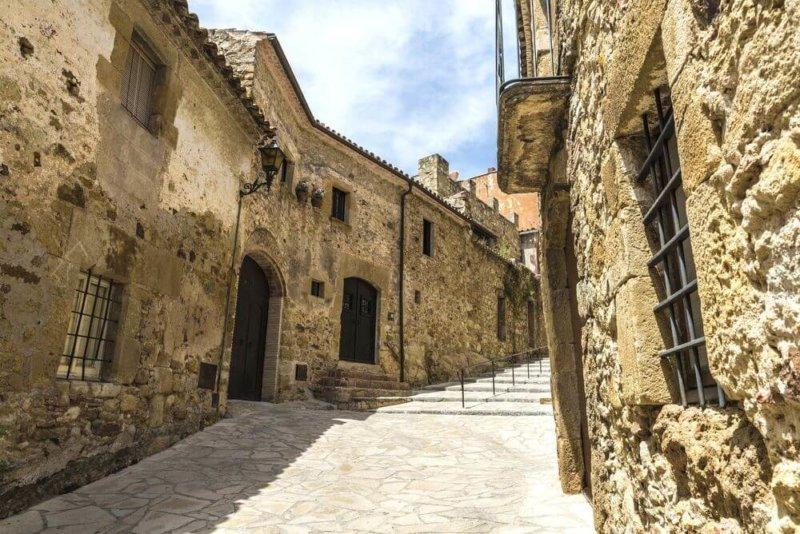 Pals: la joya gótica que enamoró a Josep Pla