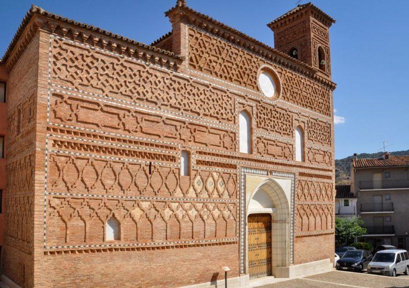 Tobed: la villa del Santo Sepulcro