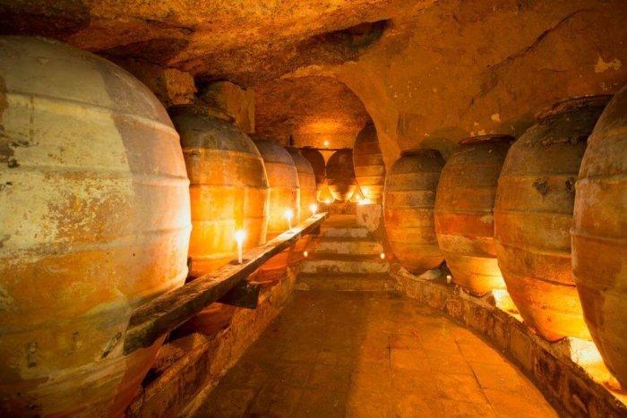 vino_romanos_tinajas