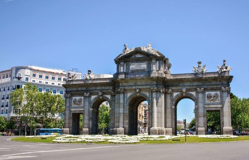 Los cinco monumentos con más historia de Madrid