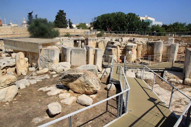 Tarxien: los primeros templos religiosos de Europa