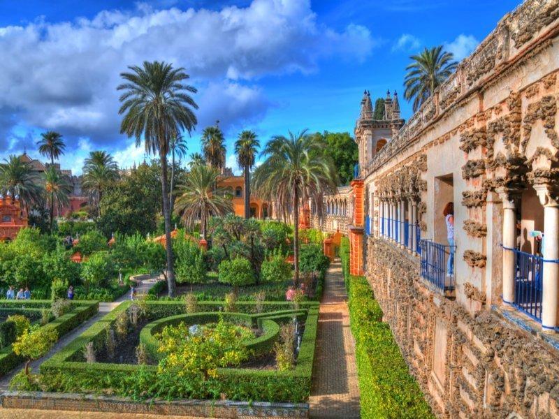 Los jardines con más historia de España