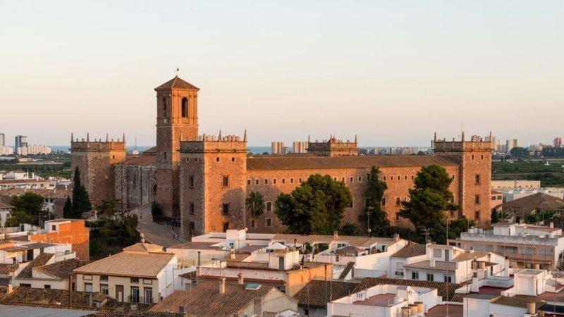 Monasterio de El Puig: la conquista del Reino de Valencia
