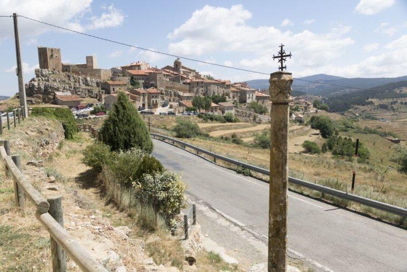 Puertomingalvo: uno de los pueblos más bonitos de España