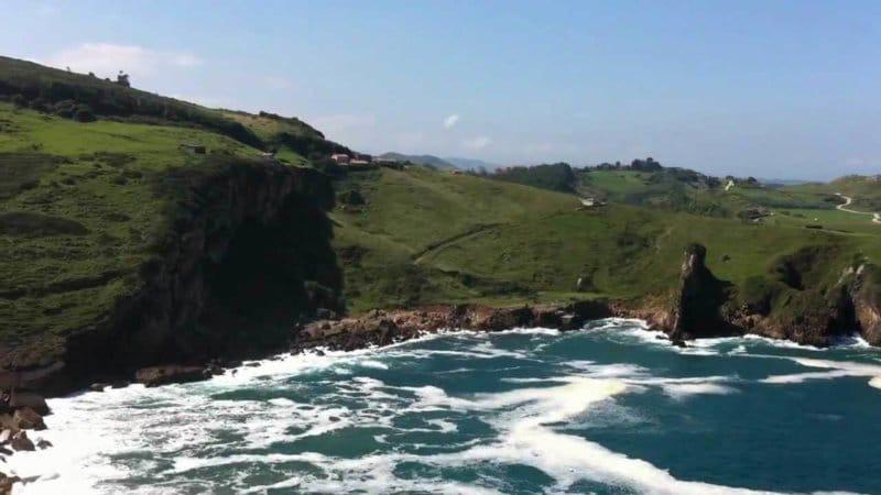 Puerto Calderón: refugio de submarinos nazis