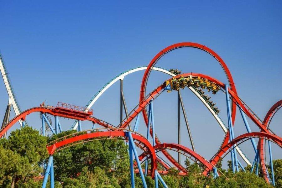 La historia de los parques de atracciones en España