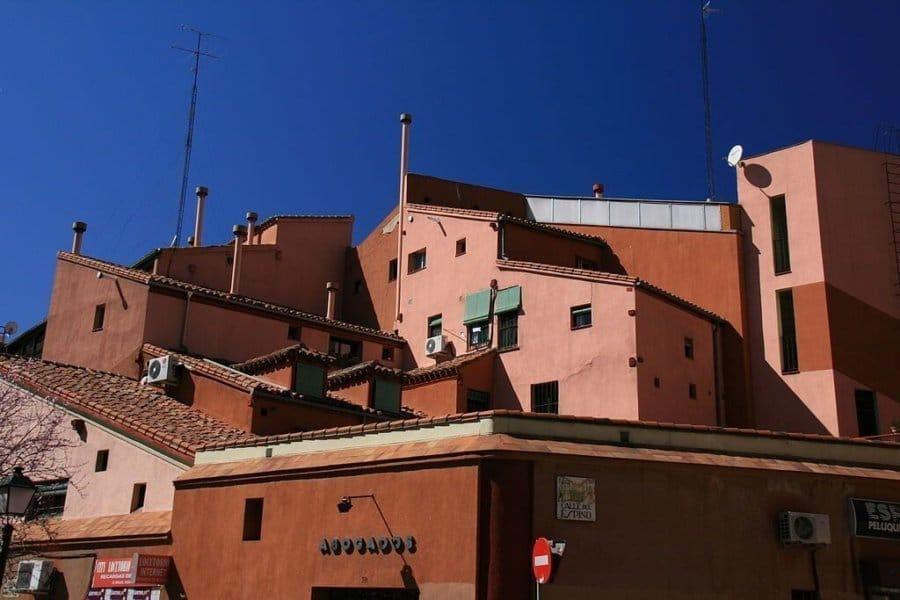 Casas a la malicia en el Madrid de los Austrias