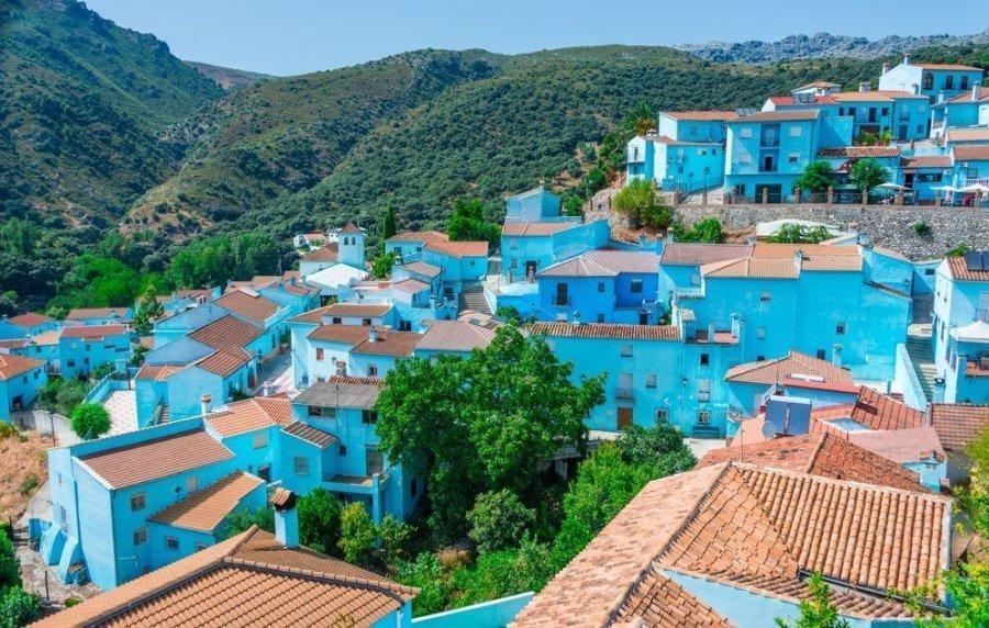 Los lugares con más encanto de Andalucía