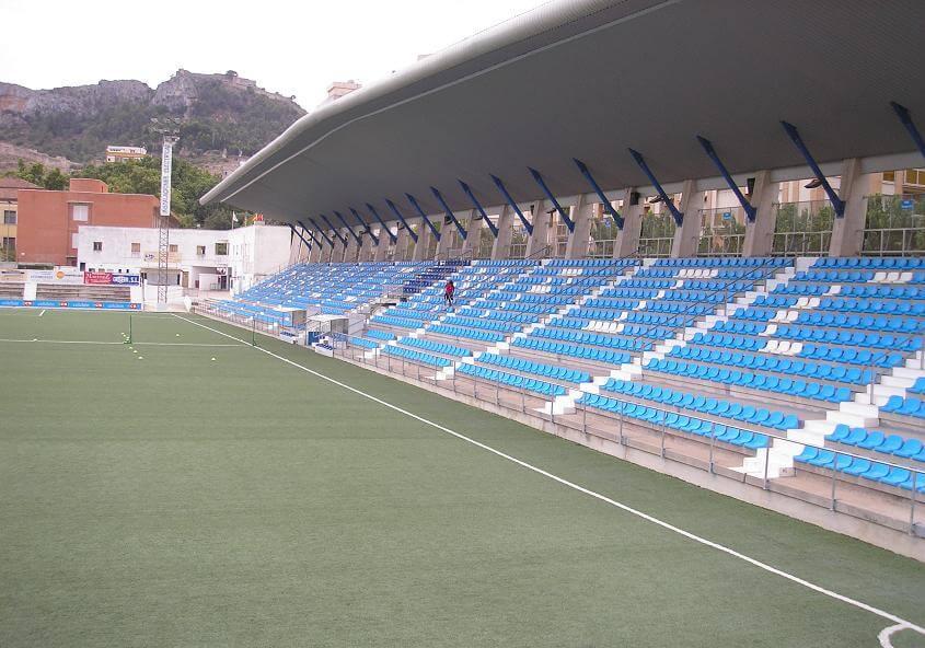 Los cinco estadios de fútbol más antiguos de España