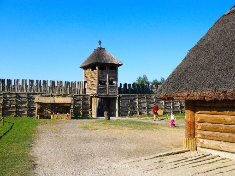 Biskupin: la Polonia más antigua