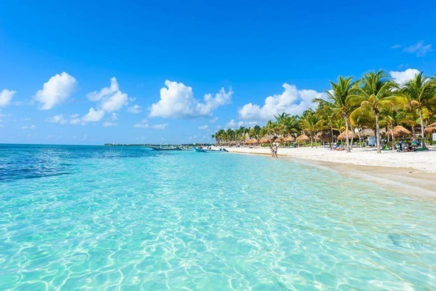 La ruta por la Riviera Maya