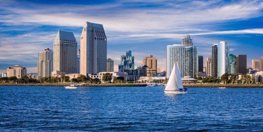 De viaje a la costa oeste de USA: San Diego