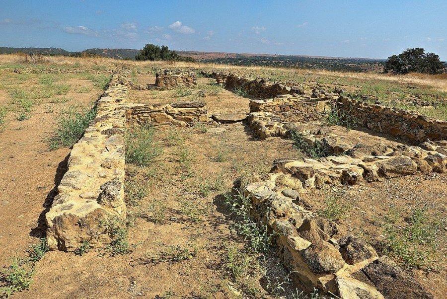 Tejada la Vieja: por donde fluían los minerales de Tartessos