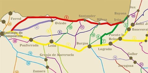camino - El camino de Santiago en época de verano: historias de un viajero